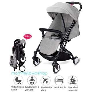 Baby Throne Stroller (2017) - Portable, Ideal for Travelling/Commuting