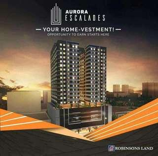 Affordable property in cubao