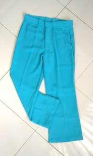 #CNY2019 Blue Culotte