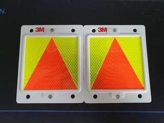 🚚 3M Probation Plate P-Plate