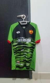 Preloved Baju Selangor Jersey