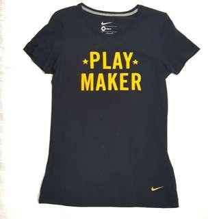 Nike Play Maker Slim Fit T-shirt in M