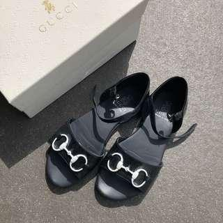 Gucci Girls 凉鞋