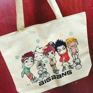 Tote Bag (Big Bang)