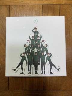 EXO Miracles In December Album