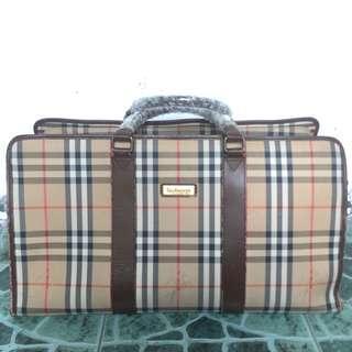 Burberry Traveling Bag