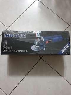 [Brand New] Mr.DIY Angle Grinder