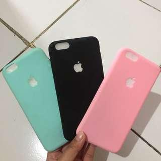 50.000 get 3 Softcase iPhone 6 Plus/ 6s Plus