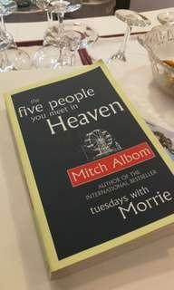 🚚 Five people you meet in heaven