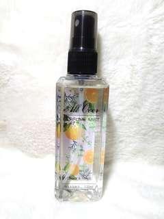 Missha all over perfume mist 香水噴霧 cedar & neroli