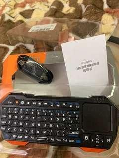 Mini wireless keyboard for ipad or tab