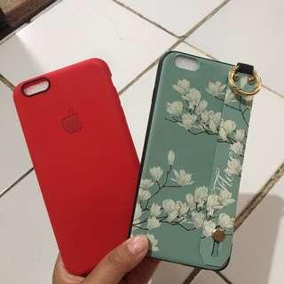50.000 get 2 Softcase iPhone 6s plus/6plus