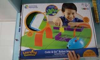 🚚 Learning Resource - Code & Go™Robot Mouse Activity Set