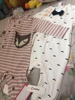 🚚 Sleepsuit
