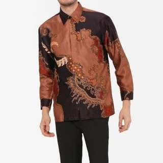 Baju Batik in Royale Brown 8a1f59e648