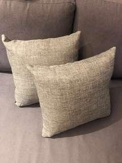RM50 for two Sofa Cushion Pillows