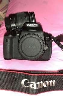 🚚 Canon 650d