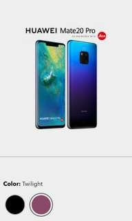 🚚 BNIB Huawei Mate 20 Pro