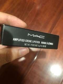🚚 全新 Mac顯色豐潤唇膏 不換物