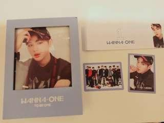 WTS - WANNA ONE TO BE ONE ALBUM (UNSEALED)