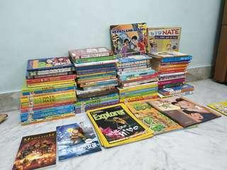 Books #SpringCleanandCarousell50