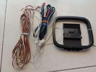 Audio cables - Onkyo