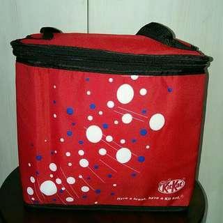 Kit Kat cooler bag