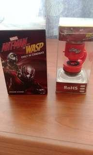 Antman and the wasp premiums