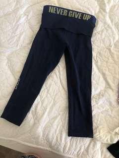 Lorna Jane crop leggings