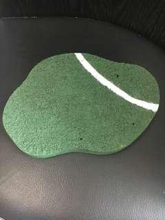 1/6 12inch pitch grass diorama green