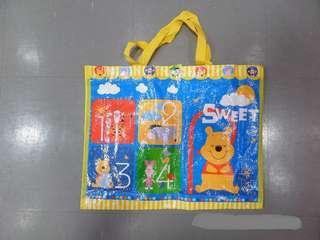 Winnie the pooh 環保購物袋
