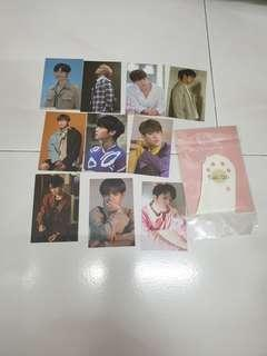 wanna one therefore special gift pc loose set
