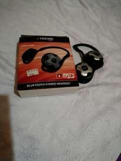 Bluetooth Stereo Headset( XTM - 1250)