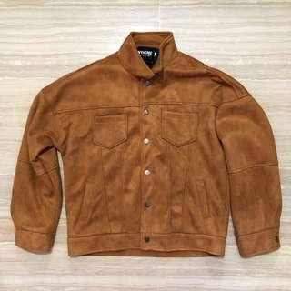 Size XL Khaki travel winter jacket