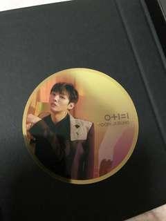 WTT/WTS Jisung Mirror Card Night Ver