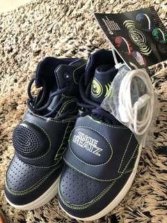 Rubber Speaker Shoes !