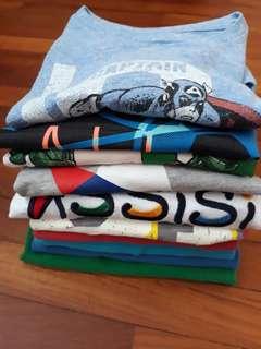 Boy Tshirts 10×$10