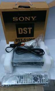 🚚 SONY 液晶電視機上盒DST-S100T