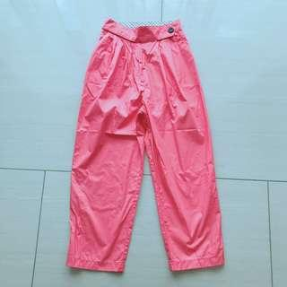 A by Jane pink pants bottom for lady