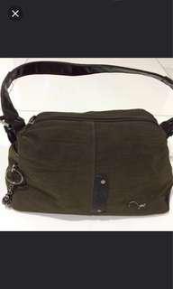 Kipling Brown Shoulder Bag Ori