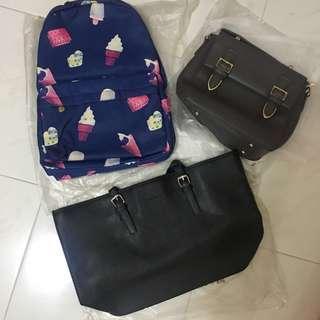 🚚 BN Bagpacks SlingBag Handbag