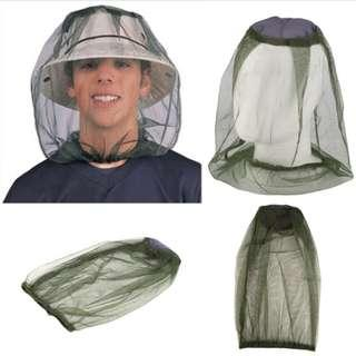 Anti Mosquito, Bug Insect, Bee, Head Net