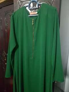 Emerald Green Jubah