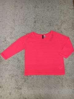 H&M Top in Hot Pink size S