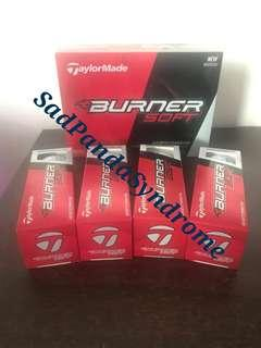 TaylorMade Burner Soft Golf Ball 1set