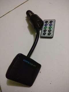 Fm modulator MP3 Player