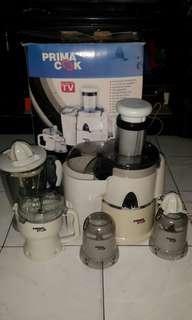 Blender juicer 7 in 1