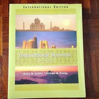 International Business 4th Edition #Jan50