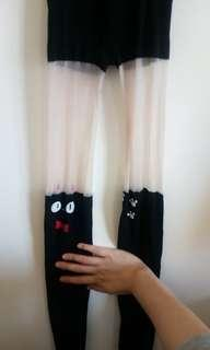 🚚 摟空貓咪褲襪