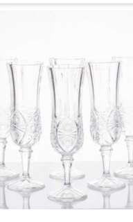 Gelas Crystal / Crystal Glass
